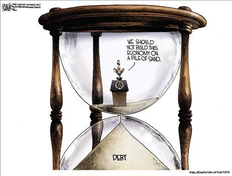 Currency mismanagement is dead. Long live currency manipulation. |  Cartoonist - Michael Ramirez in April 16th 2009; source & courtesy - townhall.com  |  Click for larger source image.Currency mismanagement is dead. Long live currency manipulation. |  Cartoonist - Michael Ramirez in April 16th 2009; source & courtesy - townhall.com  |  Click for larger source image.