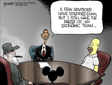 Political Cartoon by Steve Breen