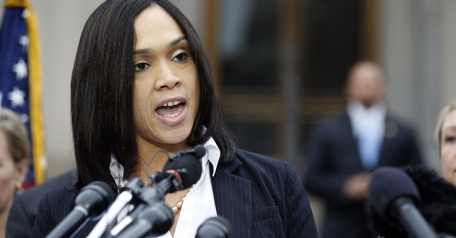 Mosby Defends Decision to Prosecute Officers in Freddie Gray Case: 'I'm Not Anti-Police, I'm Anti-Police Brutality'