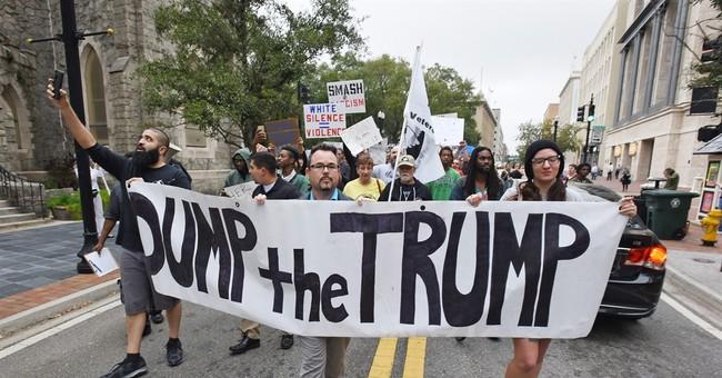 Anti-Trump Riots and America's Lost Generation