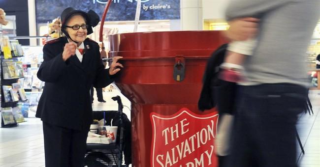 Bah Humbug! Belk Bans Salvation Army Bell Ringers