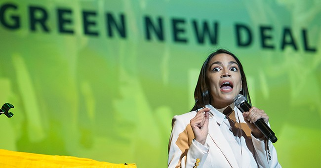 Green New Deal Would Cost Households More Than $70,000 in First Year Alone
