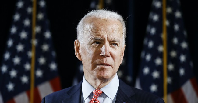 'Believe All Women' Becomes 'Believe Joe Biden'