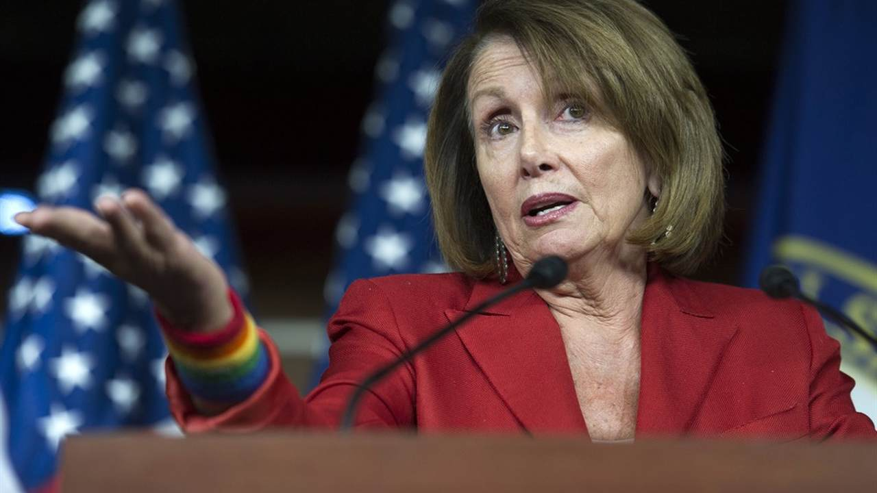 Oof Nancy Pelosi Also Booed at DNC
