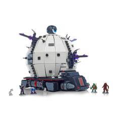 Ninja Turtle Chair Toys R Us Lounge Covers Target Mega Bloks Teenage Mutant Turtles Technodrome Now 140 19 On