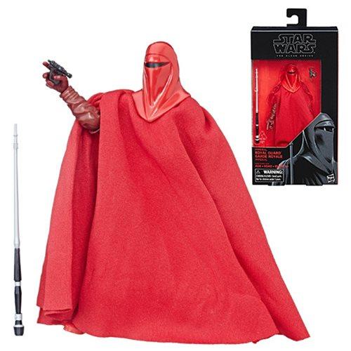 Lando Tusken Star Wars Black Series Wave 11 Case: QuiGon K2SO Krennic Guard