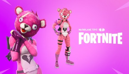 McFarlane Toys Announces Fortnite License With Upcoming Figures Statues More