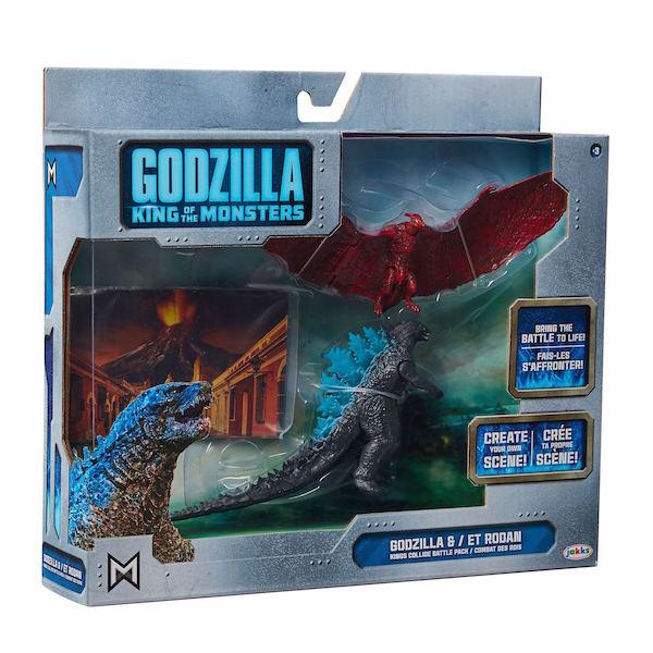 Jakks Pacific Godzilla King Of The Monsters Toys
