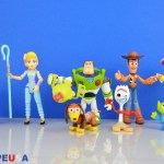 Disney Store Exclusive Pixar Toy Box Toy Story 4 Figures Review