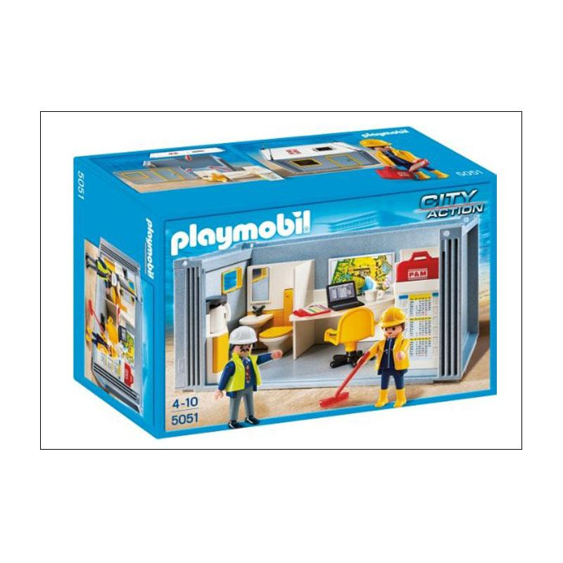 PLAYMOBIL 5051 Construction Container