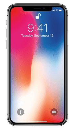 64gb iphone x space