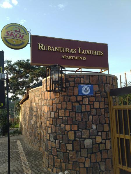 Tracks4africa Padkos Rubangura S Luxury Apartments