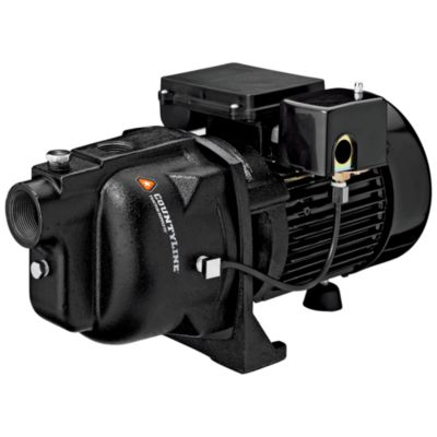 100 Hp Electric Motor Wiring Diagram Countyline Shallow Well Cast Iron Jet Pump 1 Hp At