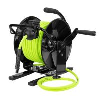 Legacy ZillaReel Manual Air Hose Reel, 1/4 in. x 100 ft