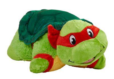 pillow pets large teenage mutant ninja turtles raphael pillow toy red 16 01202452i