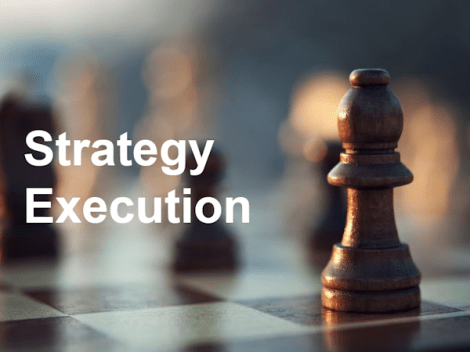 strategy execution training