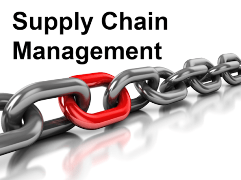 supply chain training