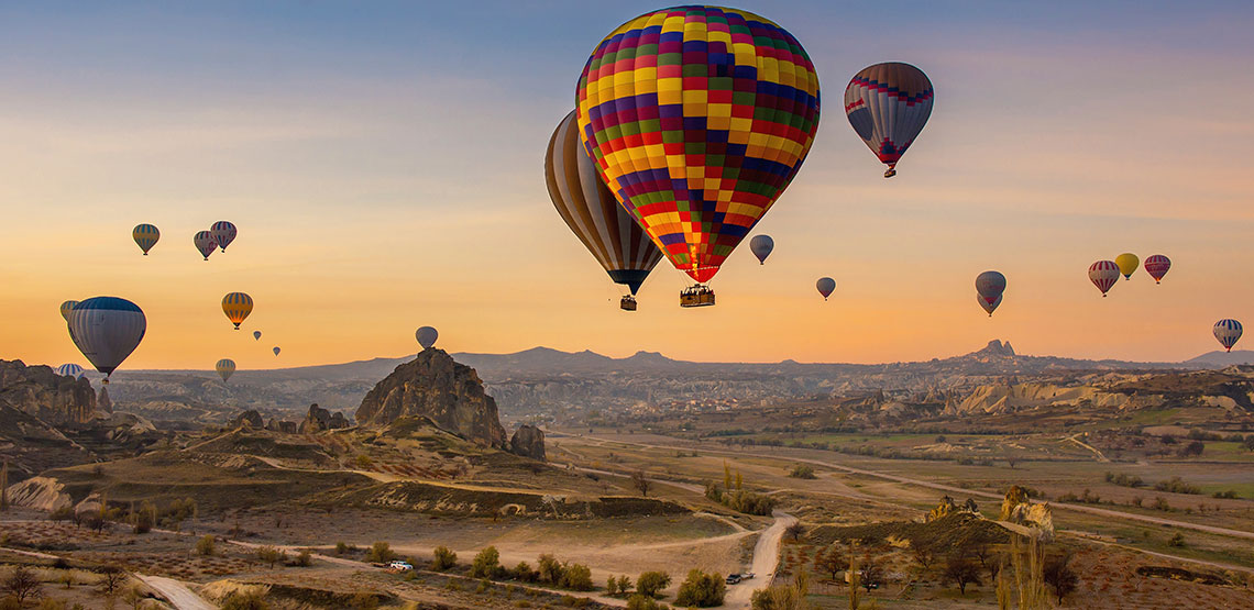 Turkey Destinations Places That Make You Believe In Magic