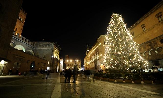 Mercatini di Natale  Bologna  Fiera di Santa Lucia