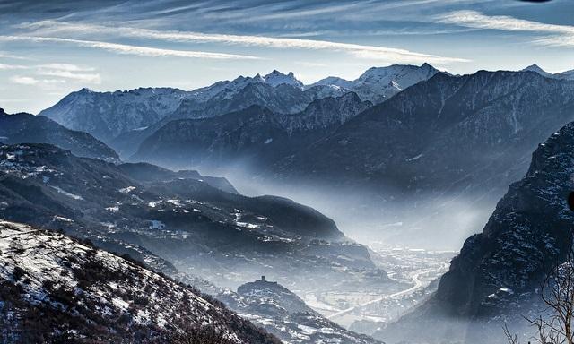Mercatini Natale 2014  Valle dAosta  Aosta  Chatillon  Bard
