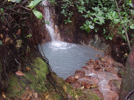 Repubblica Dominicana acque sulfuree e laghi bollenti