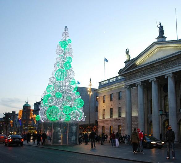 Cosa fare a Dublino per il Natale tra gli eventi e la