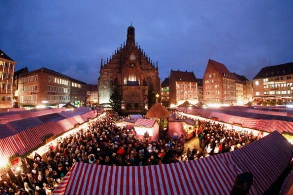Mercatini di Natale 2012 in Germania  iniziato il