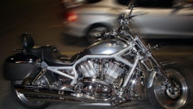 La Florida su di una HarleyDavidson flyride con
