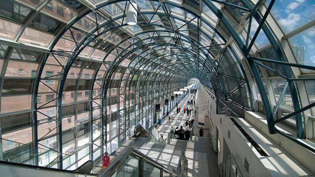Dove fare shopping a Toronto  PATH  percorso pedonale