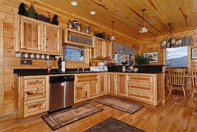 Sevierville Vacation Rentals  Cabin  Black Bear Ridge 4