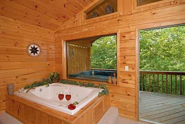Sevierville Vacation Rentals  Cabin  Cowboy Hideaway a