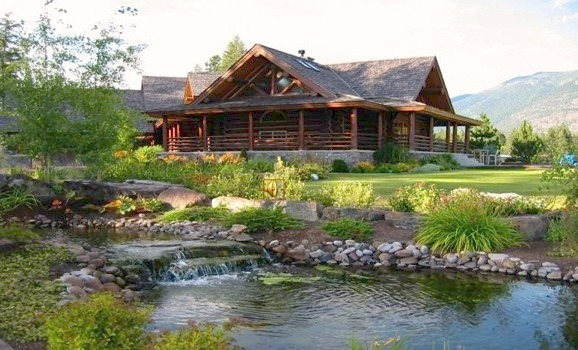 Glacier Mountain Lodge Columbia Falls MT Resort