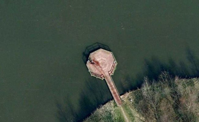 Mysterious Google Earth Discoveries That Will Make You