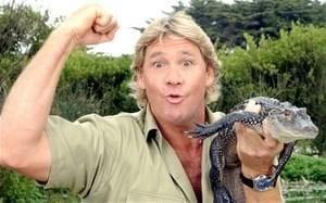 Steve Irwin, bedre kjent som krokodillejegeren