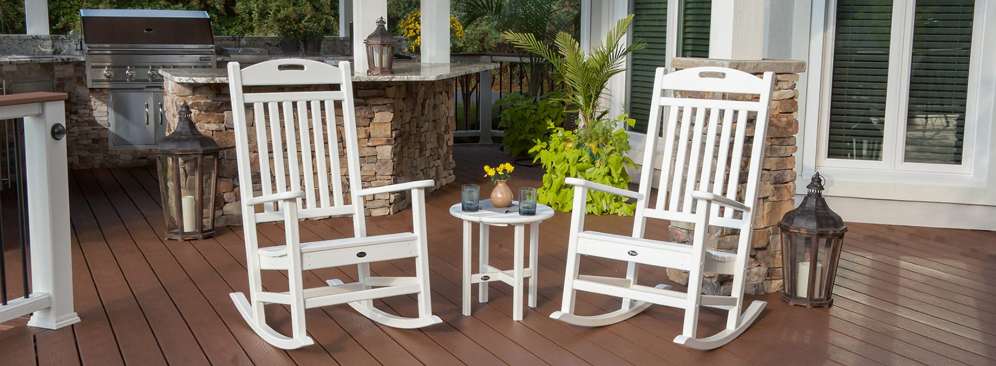 Patio Furniture Table And Chairs Outdoor Composite Furniture By Type Trex Outdoor Furniture