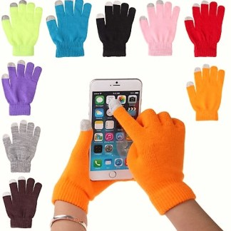 Soft Cotton Touch Gloves