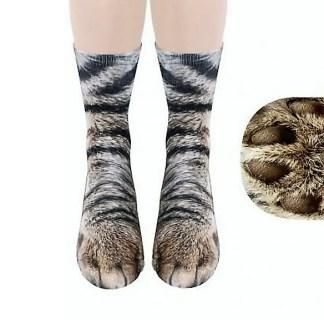 3D Print Cat Paw Socks