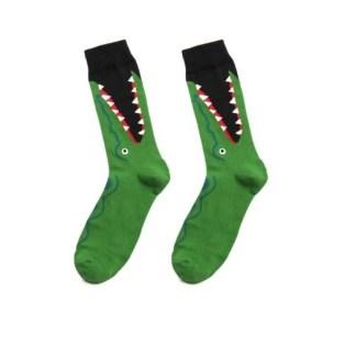 Crocodile Funny Unisex Socks