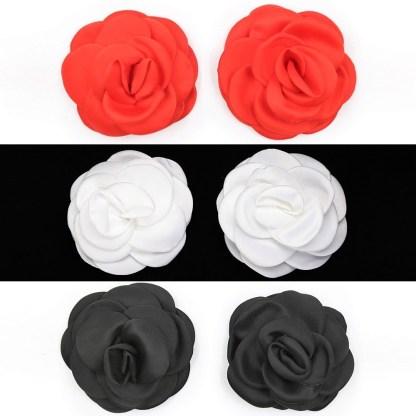 Beautiful Rose Nipple Cover