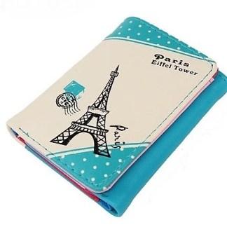 Paris Compact Wallet