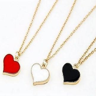 Love Heart Halssmycke