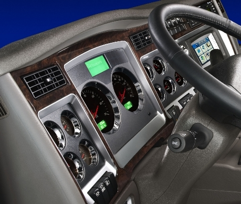 Kenworth Adds New Interior Appointments For Class 8