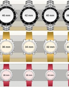 Size chart also watch and fit guide how your should the loupe rh truefacet