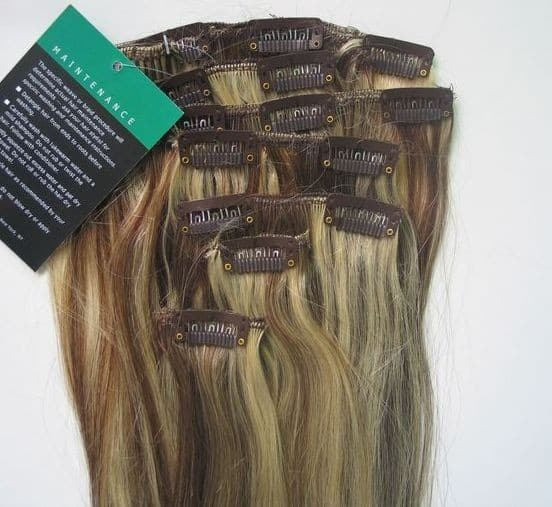 Clip In Hair Extension Store Seaford Melbourne Hairdressers