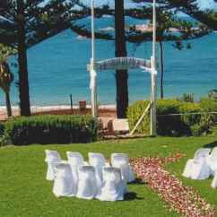 Chair Covers Ideas For Weddings High Backed Cushions Pristine Events, Victor Harbor - Wedding Supplies
