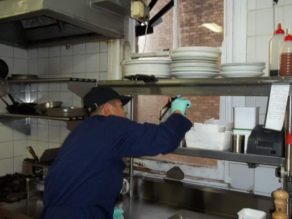 kitchen wall fan chromcraft chairs charlie chan cleaning services & pest control in crows ...