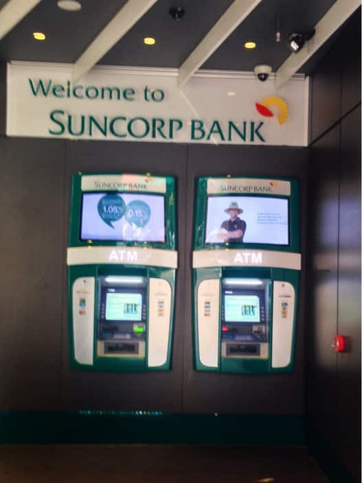 Suncorp ATM in Sydney NSW ATM  TrueLocal