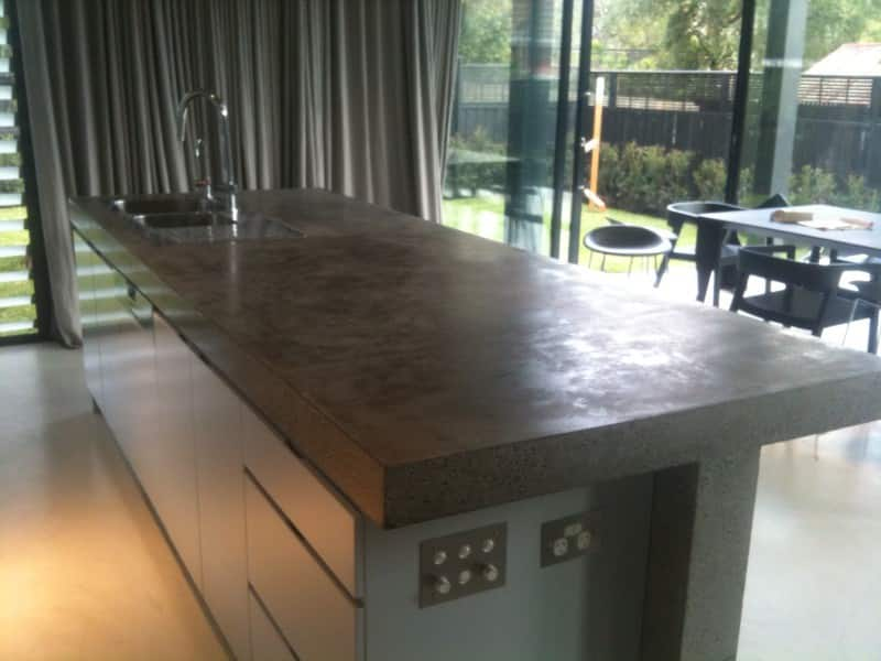 kitchen vanities small rolling island benchmark benchtops in bayswater, melbourne, vic, ...