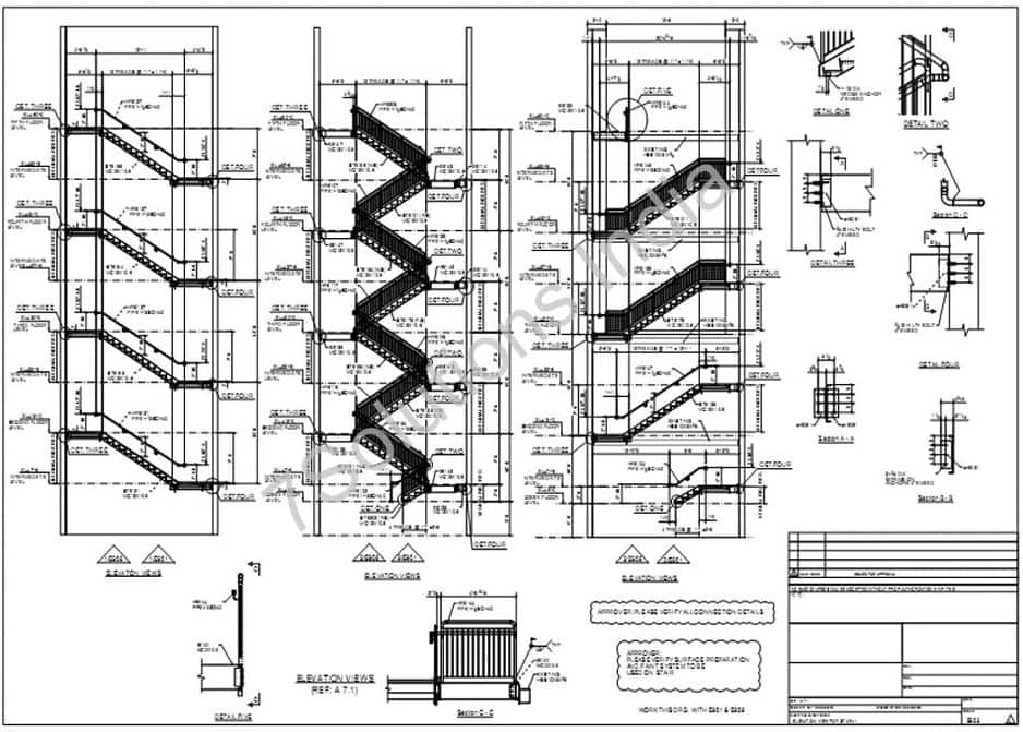 fabrication shop drawings in Labrador, QLD, Engineering