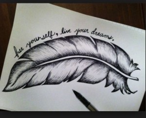 drawing drawings feather draw idea cool inspirational tattoo pencil easy simple sketch inspiration tatoo sketches feathers tattoos amazing enjoyed forget